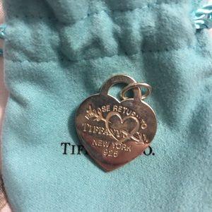 New Tiffany and co heart